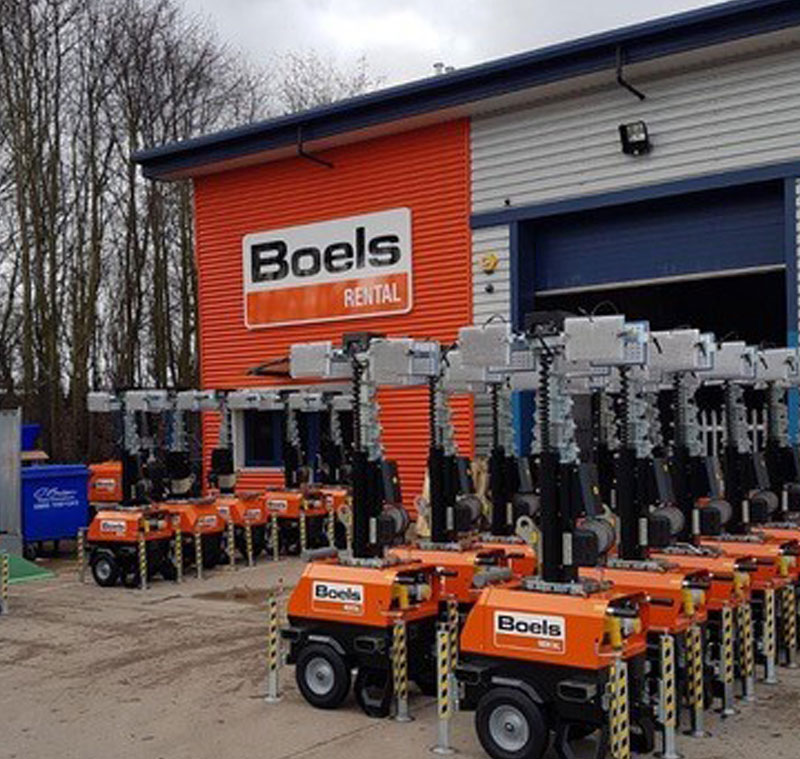 Boels joins the Trime chain gang