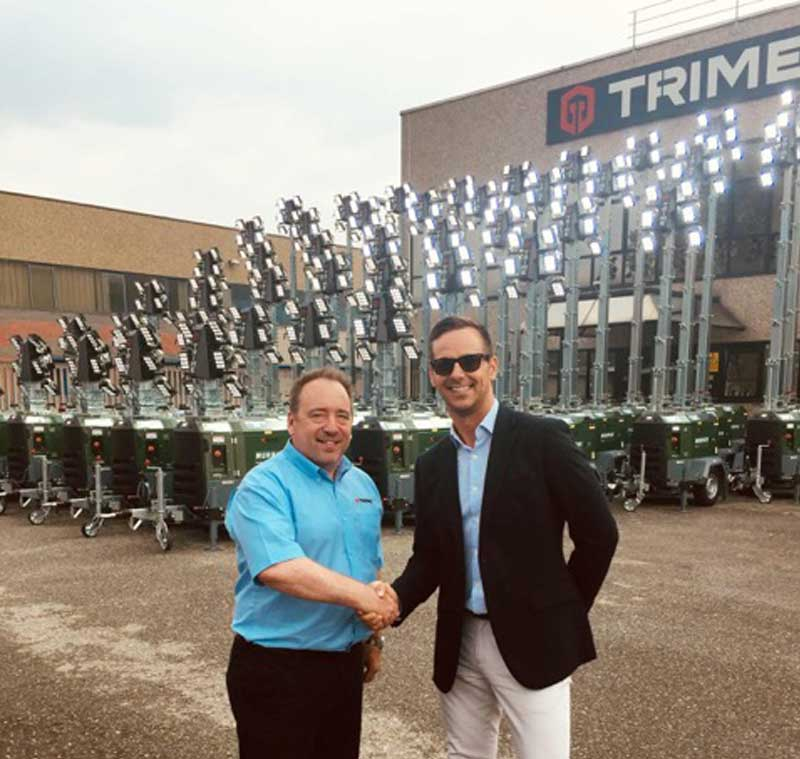 Murphy Plant goes green with Trime towers