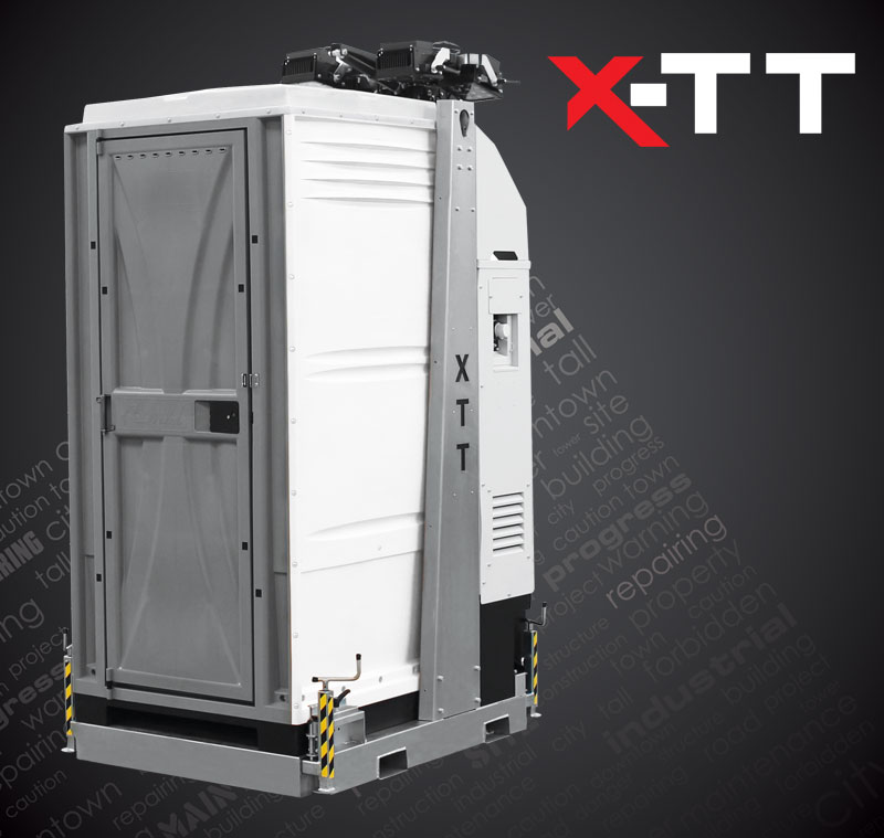 X-TT  ideal for events, but not only...